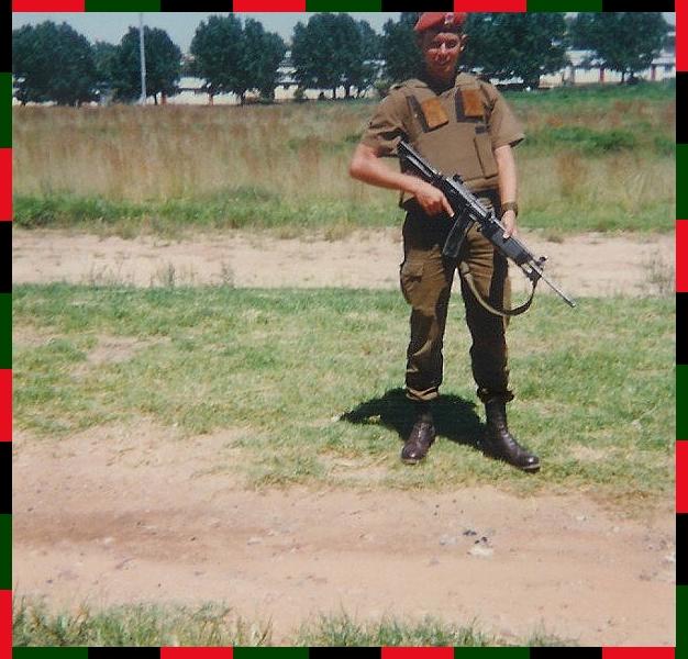 army mp school